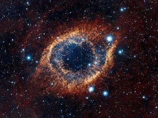 helix cats eye nebula