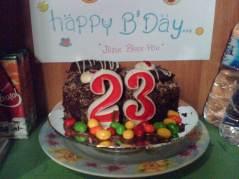joe 23 bday c