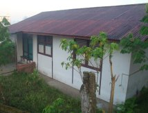 rumah dinas dokter PKM tombatu