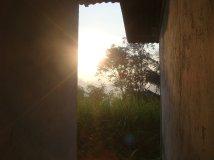 sinar matahari tombatu