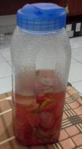 infused water purwanggan